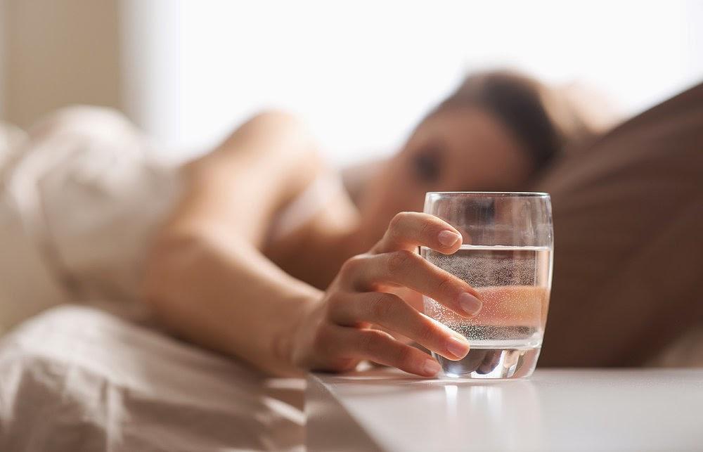 Ini Bahaya Kurang Minum Air Putih Tiap Hari