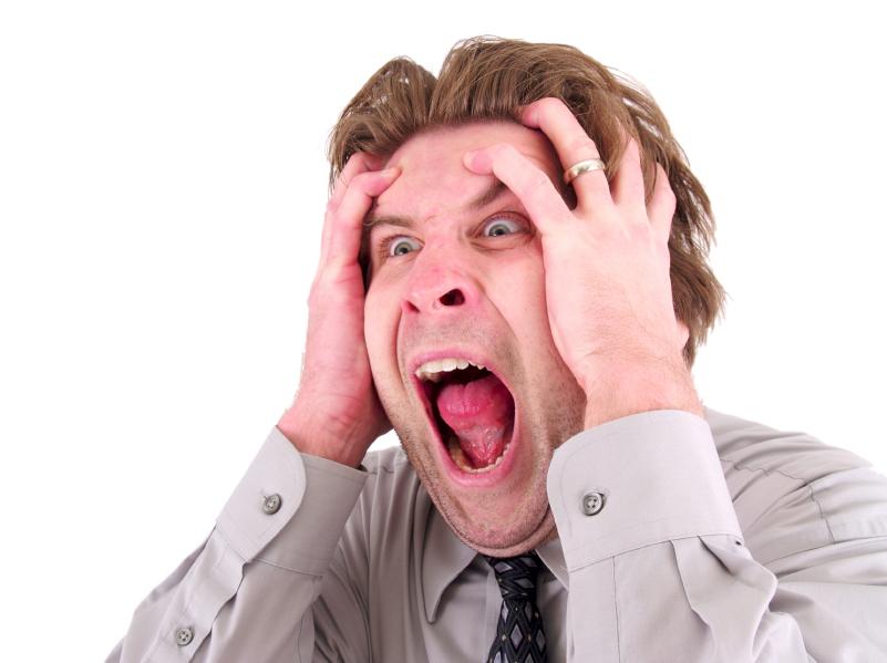 Tips Menghindari Stress Yang Berlebihan