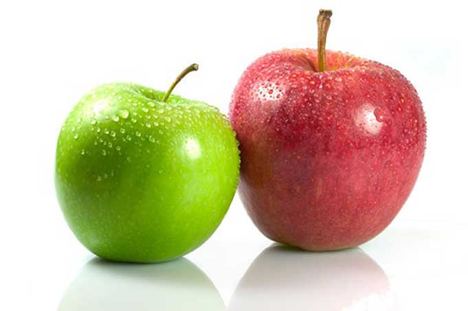 Apel, Menyimpan Banyak Gizi Dan Nutrisi Baik