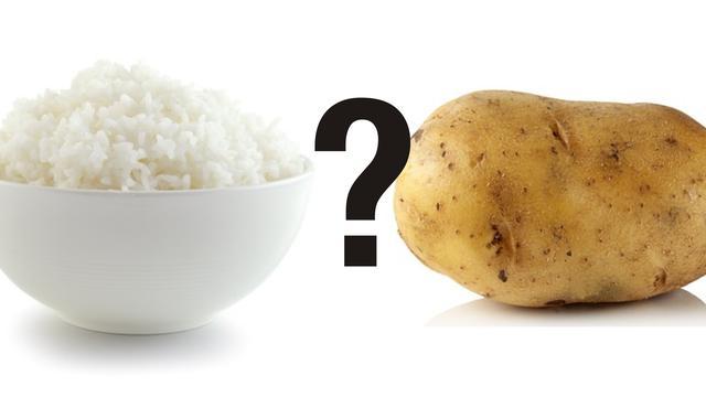 Kentang VS Nasi, Mana Lebih Sehat?