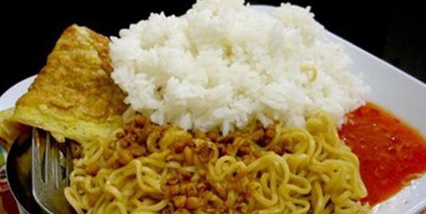 Manfaat Makan Nasi Mie