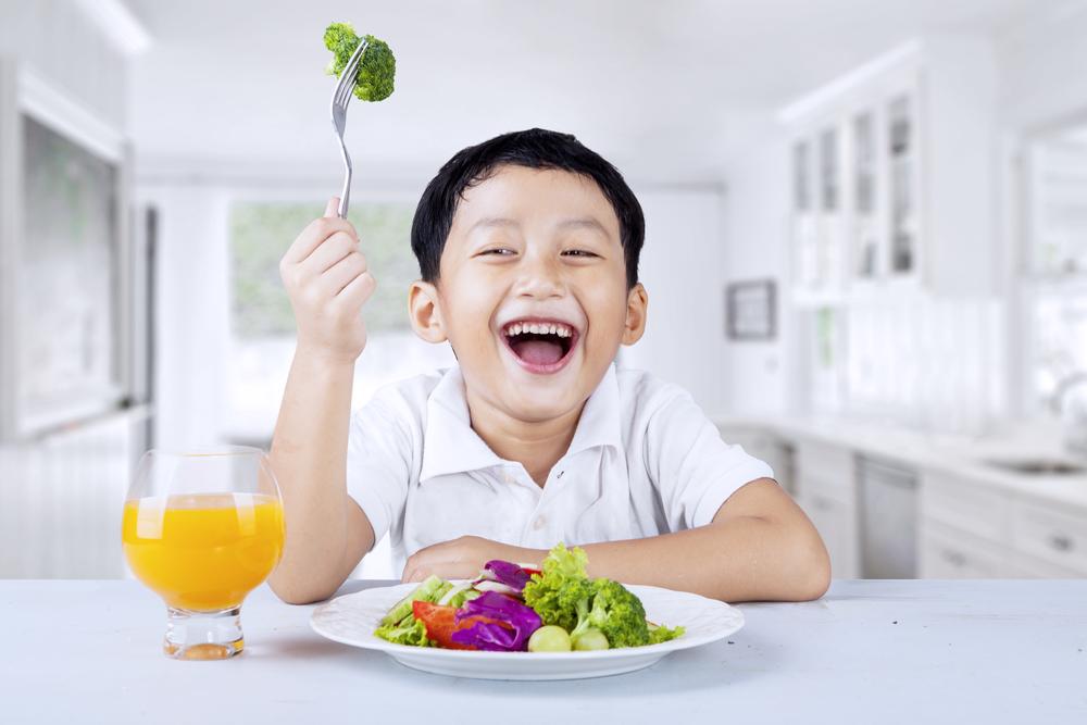 Pentingnya Nutrisi Tepat Untuk Perkembangan Anak
